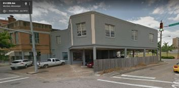 Two Part Commercial Block Station Meridian Mississippi 2