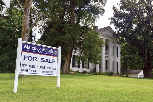 Awesome Historic For Sale Two Antebellum Houses In Starkville Home Remodeling Inspirations Genioncuboardxyz