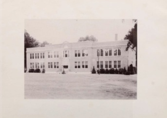 Sunflower Agricultural High School; published 1939 Retrospect; public domain--published without copyright notice 1923-1978