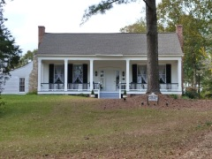 Porter House, Raymond