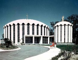 St. Michael's Catholic Church (1964), Biloxi