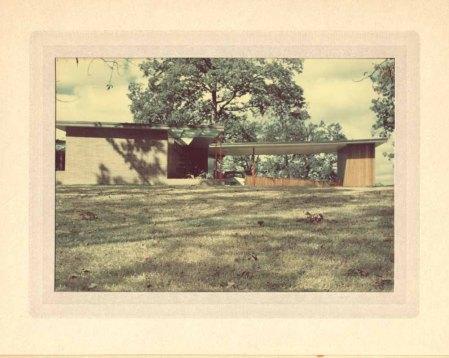 Harrison House (c.1950), Jackson