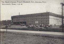 Armstrong Rubber Plant (1941-1944), Natchez