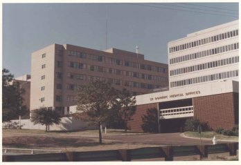 St. Dominic's-Jackson Memorial Hospital (1954 and later additions), Jackson