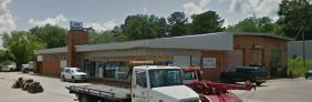former International Harvester Dealership. 115 MS-Hwy 19 Meridian, Lauderdale County Mississippi