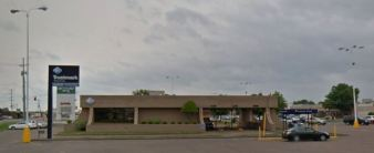 Trustmark Bank, Greenville Mall Branch. Greenville, Washington County. c.2013 From Google Streetview Accessed 1-20-2018
