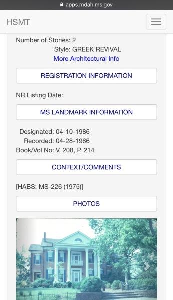MDAH HRI DATABASE Mobile Site (2)