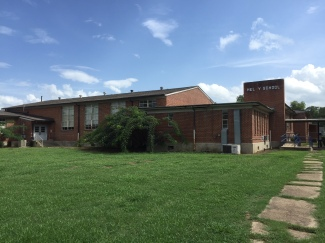 Shelby School. Shelby Bolivar County, MS (2)