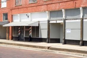 South facade close