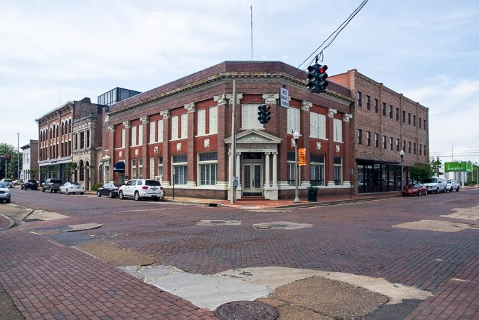 Wilson Banking Company block