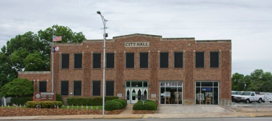 Weatherford TX City Hall