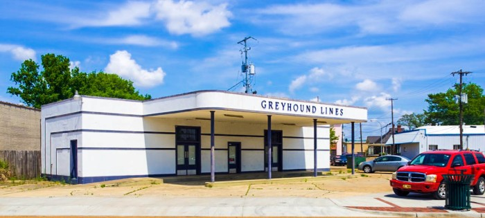 Greyhound Bus Terminal 2