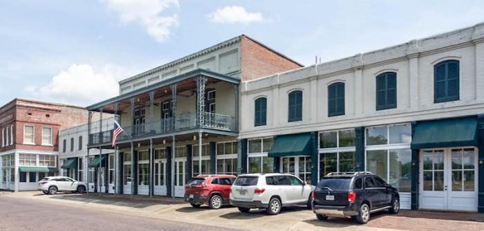 Iron storefronts
