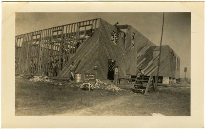 Farmhaven gym demolition