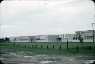 GW Carver High School; Courtesy MDAH Digital Archives Series 1896 School Building Slides, 1952-1972
