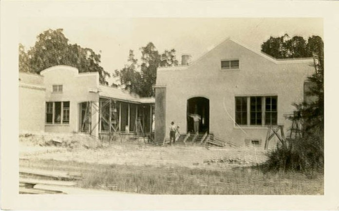 Series 1894 School Building Photographs and Illustrations, 1920s-1950s. Courtesy Mississippi Department of Archives and History Digital Archives.