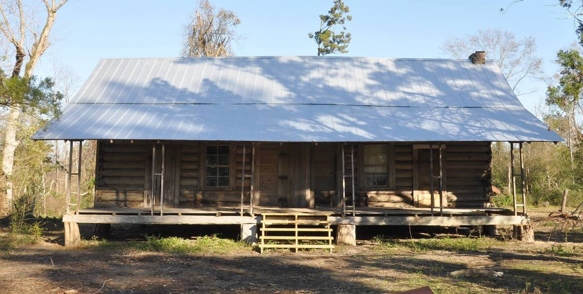 Tour Pearl River County's Shaw Homestead
