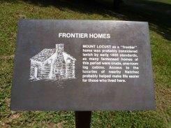 Mt. Locust (c.1775), Natchez Trace, Jefferson County