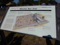 Mission San José y San Miguel de Aguayo (1782), San Antonio, TX)