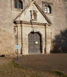 Mission Conception,, San Antonio, TX (dedicated 1755)