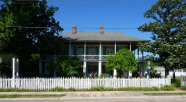 Pitot House, New Orleans (c.1800)