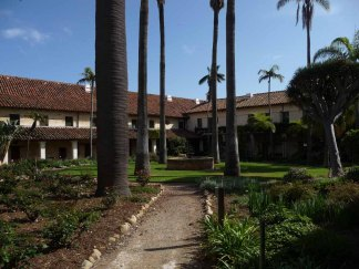 Santa Barbara Mission (1812-1820)