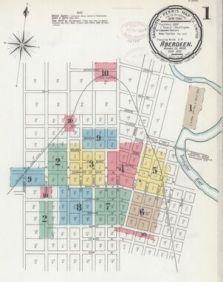 Aberdeen Sanborn 1899