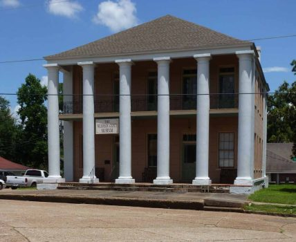 Office and Banking House of the West Feliciana Railroad [Wilkinson County Museum] (1834)