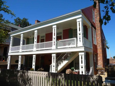 John Lane House, 905 Crawford Street (c.1830), Vicksburg