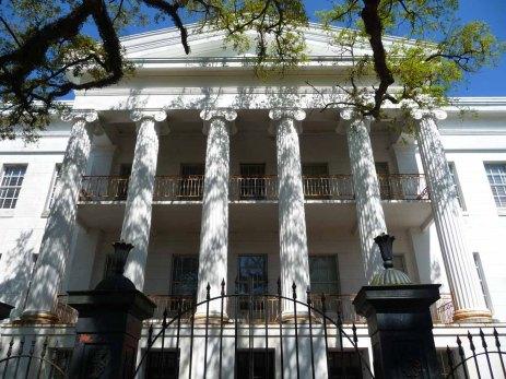 Barton Academy, 1835-36 (Gallier & Dakin), Mobile, AL