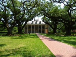 Oak Alley Plantation, River Road, Louisiana